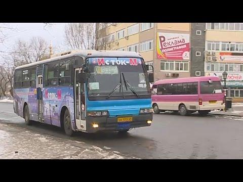 Стоимость проезда в городском транспорте Уссурийска может повыситься