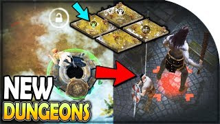 NEW SECRET DUNGEON FOUND (Tomb Looting) + CO-OP BASE EXPANSION w/ HAPPYCAIREK - Frostborn