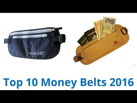 10 Best Money Belts 2016
