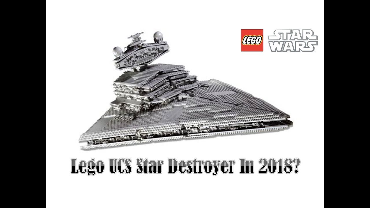 Lego Star Wars Ucs Star Destroyer Set Coming In 20182019 Rumor