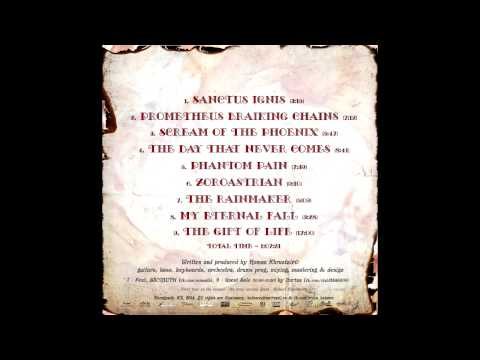 Roman Khrustalev(ex Balance Of One) - Fireborn (2015) FULL ALBUM