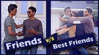 friends v s best friends   a funny video   raichur entertainers