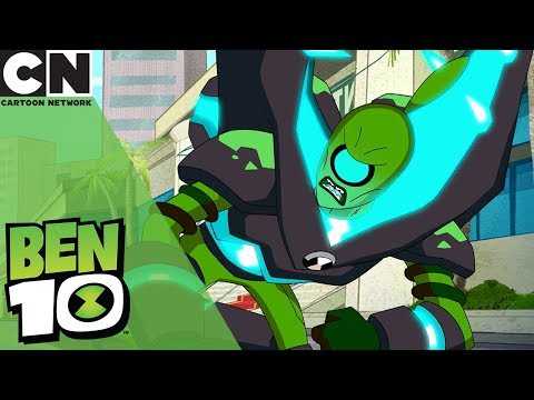 Ben 10 | King Coil Battles Ultimate Wildvine | Cartoon Network
