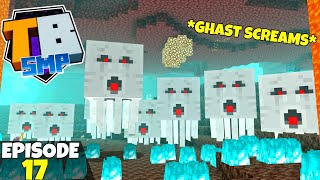 Truly Bedrock S2 Ep17! Ghast Powered Tree/Fungus Farm! Bedrock Edition Survival Let's Play!