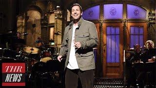 'SNL' Rewind: Adam Sandler's Hosting Debut and