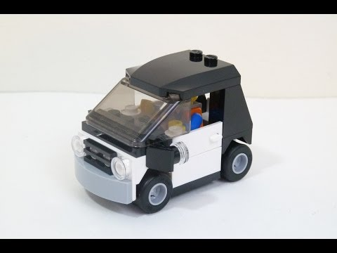 Rob A Reviews (and builds!) The LEGO Movie Emmet's Car Toys R Us Exclusive