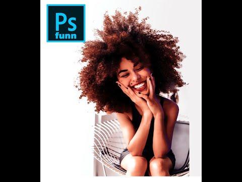 Photoshop Tutorial:  digital caricature thumbnail