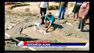 Fenomena Alam Air Menyembur dari Dalam Tanah Tandus di Gunungkidul - BIM 21/08