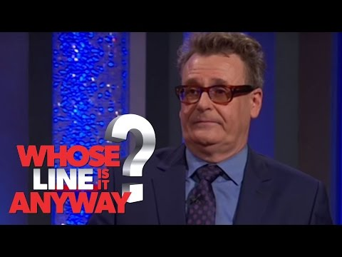 Weird Dating With Greg Proops - Whose Line Is It Anyway? US