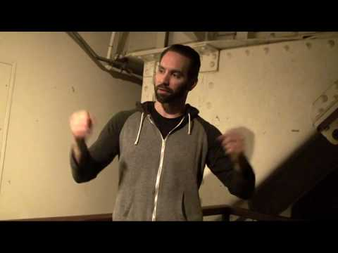 Nick Groff Interview on the haunted Queen Mary