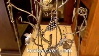 видео Каталог кованых аксессуаров