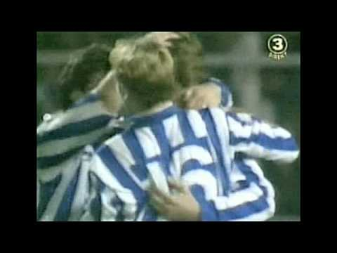 IFK GOTHENBURG - MANCHESTER UNITED 1994 (highlights)