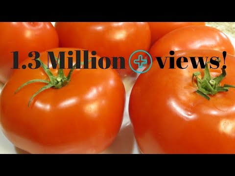 Best Way To Store TOMATOES For Months (No Cook Method)|Poonam's Kitchen