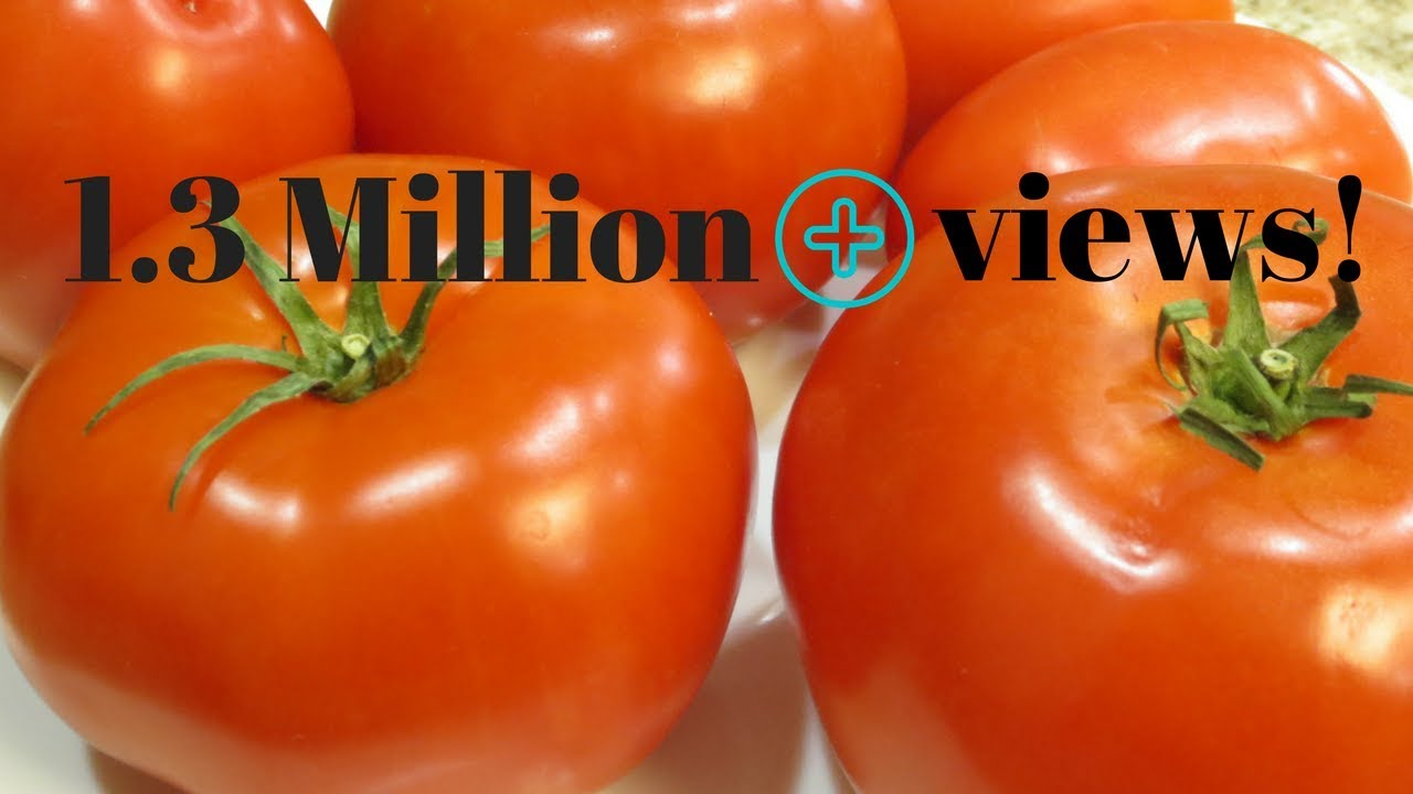 Best way to store TOMATOES for months (No cook method) Poonam's Kitchen