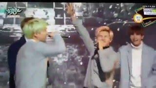 BTS RUN 5th Win Encore Stage