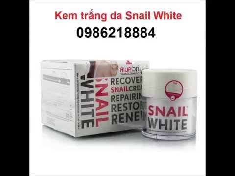 Kem ốc sên Snail White