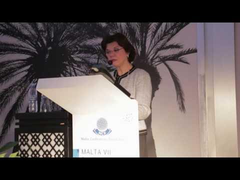Malta VII: Donna Nelson - President, American Chemical Society (ACS)