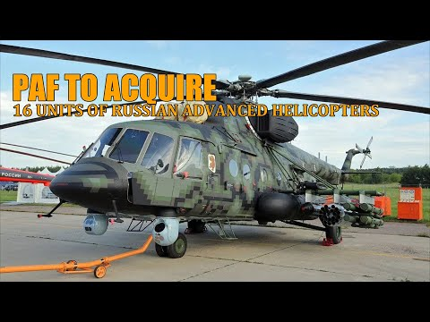 Good News : Philippines Air Force SetS Sights On Russia Advanced Helicopters Procurement