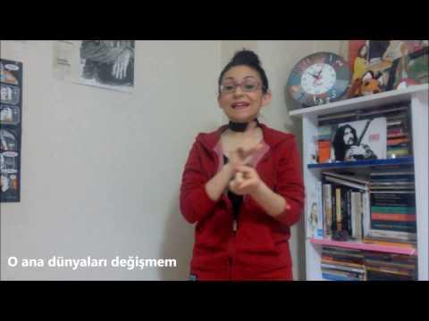 İşaret Dili: Yalın - Küçücüğüm