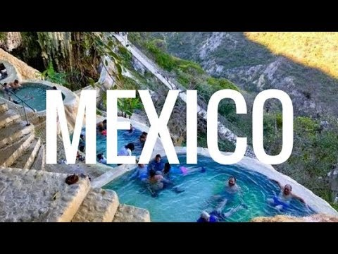 Mexico City, Tolantongo & Cancun | MEXICO