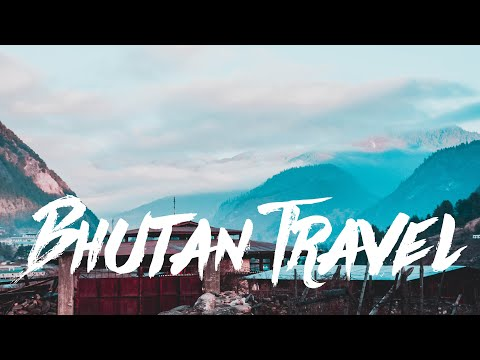 BHUTAN - THE HAPPIEST COUNTRY ON EARTH VLOG // 7 Days Bhutan Road Trip Travel Video