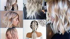 50  Amazing Blonde Balayage Hair Color Ideas 2018
