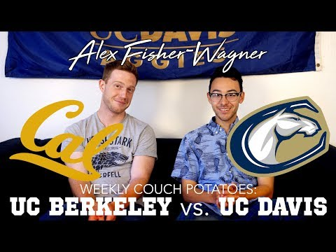 UC Berkeley vs UC Davis?? Which is Better? | Weekly Couch Potatoes #4