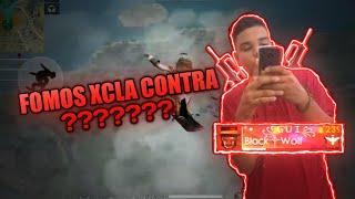FOMOS XCLÃ CONTRA ???????   FREE FIRE