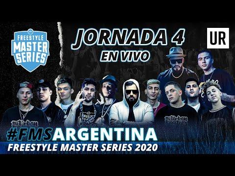 FMS - Jornada 4 #FMSARGENTINA Temporada 2020 | Urban Roosters