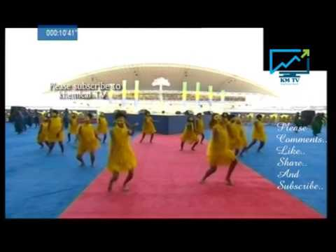 OPENING CEREMONY AFCON 2017, GABON