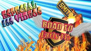 road to early fg con subs especial 100 videos smite gameplay humor
