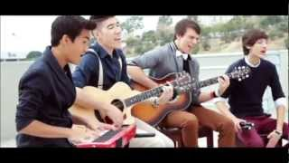 Repeat youtube video Red (Taylor Swift) - Alex Goot, Landon Austin, Lacy Cavalier, Nikki Phillippi, Almost Hero