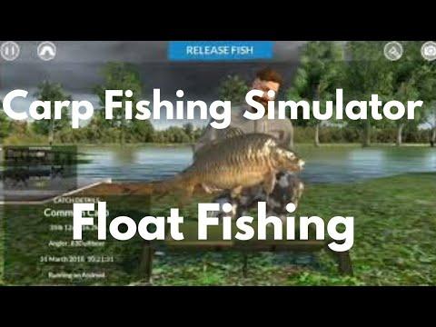 Carp Fishing Simulator - 2018 - New Update Fishing The Float