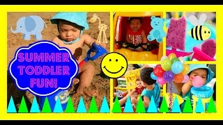 Summer Must Try Activities & Diy With Toddlers, Babies, Kids!