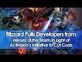 Blizzard Pulls Developers From Heroes Of The Storm In Light Of Activision S Initiative To Cut Costs mp3
