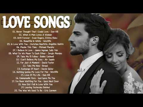 Best Classic Relaxing Love Songs Of All Time - Top 100 Romantic Beautiful Love Songs Collection