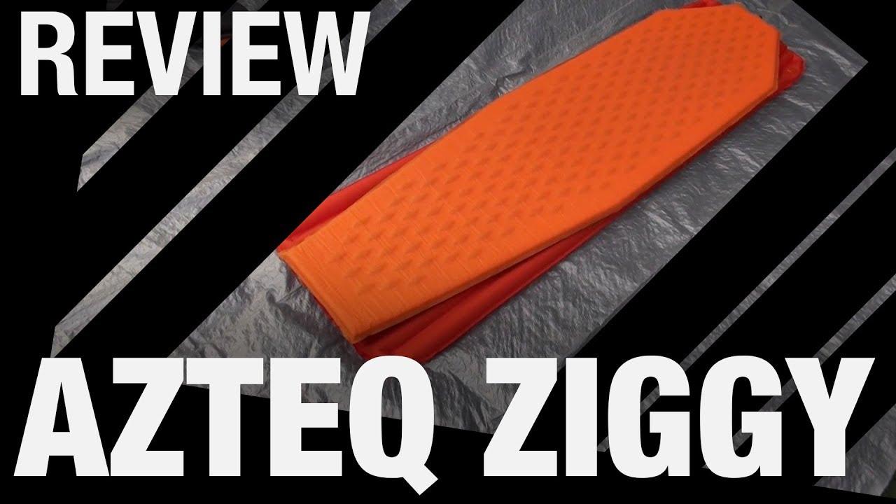 9f9d536ce Azteq Ziggy - Review do isolante térmico inflável (análise) - YouTube