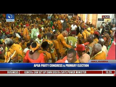 APGA Party Congress & Primary Election Pt.7  l Live Coverage l