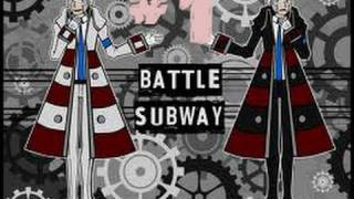 Battle Subway - To The Top! #1