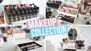 MY MAKEUP COLLECTION 2016!