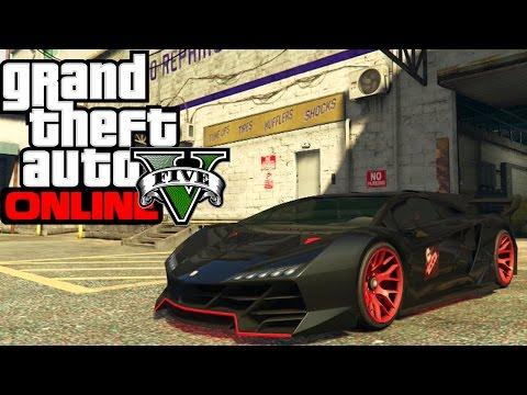 GTA 5 Online Pinturas Extrañas y Raras Zyborg #9 Combinaciones de Colores Grand Theft Auto V Online