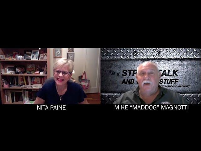 Street Talk & Other Stuff - Nita Paine
