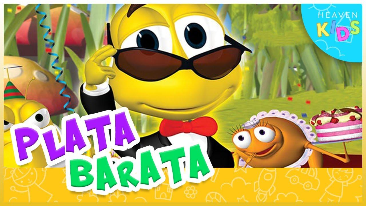 Plata Barata | Las Aventuras de Carlos Caterpillar
