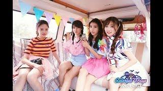 SNH48首支00后小分队Color Girls《Colorful Days》舞蹈版MV