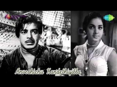 Anveshichu Kandethiyilla (1967) All Songs Jukebox | Sathyan, K.R. Vijaya | Best Malayalam Film Songs