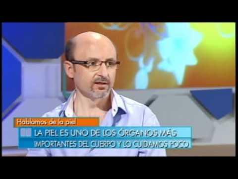 Marta Yuste en El Patio - Castilla La Mancha TV