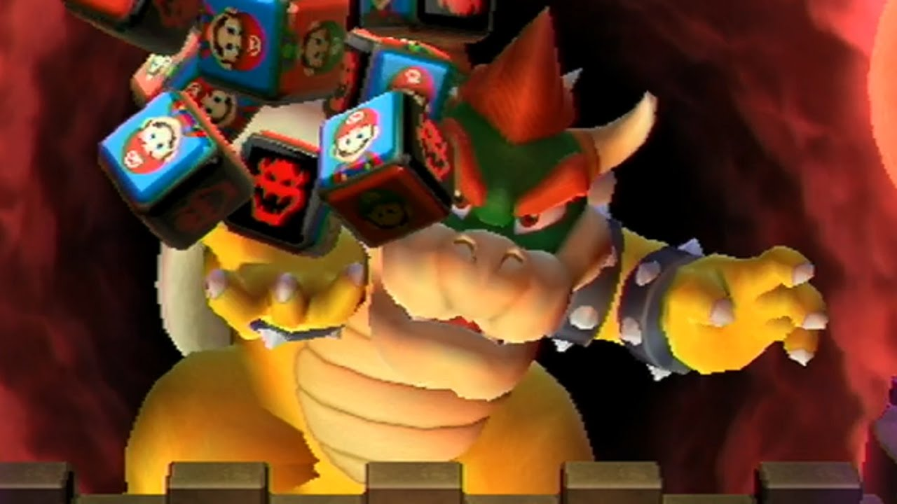 Mario Party 9 Party Mode Bowser Station 2 Players Youtube