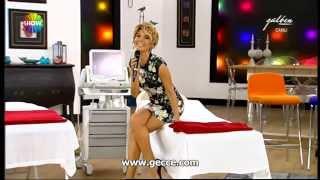Repeat youtube video Gülben Ergen BACAK ŞOV!!!(YAKIN ÇEKİM) HD