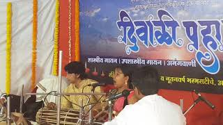 nandini gaikwad with madhukar dhongande and prashant thorat