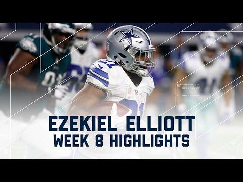Ezekiel Elliott